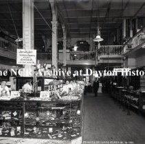 Image of NCR.1998.0789.049 - Glass Plate Negative -- Dry Goods - J. M. High & Co. Dry Goods, Atlanta, GA  16-400