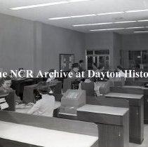 Image of NCR.1998.0797.074 - Safety Negative - Banks - Peoples State Bank, Archbold, OH, December 28, 1955