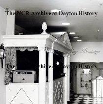 Image of NCR.1998.0808.103 - Safety Negative - Beauty Shops - Marcel Beauty Shop - New York, NY - November 28, 1958