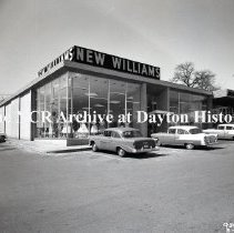 Image of New Williams - Exterior - Birmingham, AL - March 26, 1959