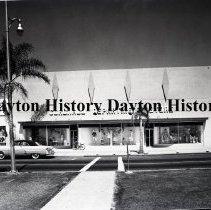 Image of NCR.1998.0821.147 - Film Negative - Department Stores - Coronado Dept. Store, Exterior, Coronado, FL, July 14, 1960