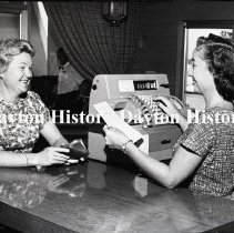Image of Holiday Inn - Cashier - Ft. Lauderdale, FL - July 20, 1961