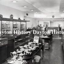 Image of Kurz Jewelers - Interior - Passaic, NJ - February 14, 1951