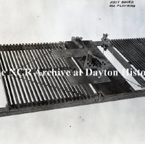 Image of NCR.1998.0911.149 - Glass-Plate Negatives - Foot Board and Flooring