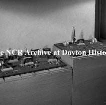 Image of NCR.1998.0913.238 - War Work - All The Products In The War Room - Fuze Display, Dayton, OH December 19, 1946