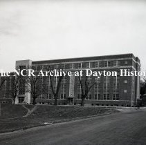 Image of NCR.1998.1110.076 - Safety Negative - Dayton Views- University of Dayton, Dayton, Oh.  April 8, 1959