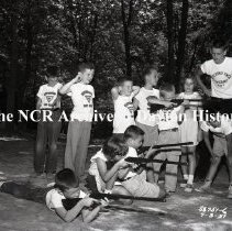 Image of YMCA - Hills and Dales Park for YMCA - July 3, 1957