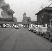 Image of NCR.1998.1124.106 - Safety Negative -  DDDC- Views around Dayton & vicintity - Dayton, OH - March 31, 1944 Main Street