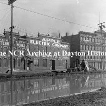 Image of East side of canal btwn 2nd & 3rd-Dayton No Date