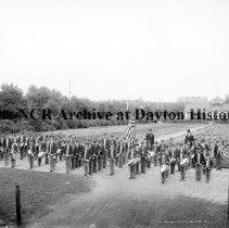 Image of Jewell's Juvenile Drum Corps-Marietta, OH June 9, 1905