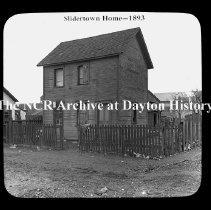 Image of NCR - Slidertown Home - Circa 1893, Dayton, OH