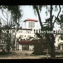 Image of NCR.1998.L0155.094 - Lantern Slides - Riverside, CA - Glenwood Hotel