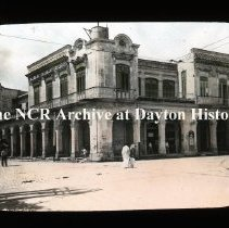 Image of NCR.1998.L0172.055 - Lantern Slides - Havana, Cuba -Baptist Church