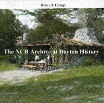 Image of NCR.1998.L0346.026 - Lantern Slides - Misc. Dayton - Round Camp