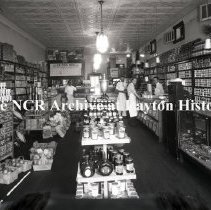 Image of NCR.1998.LRN036.008 - Nitrate Negative - Misc. Users - Varian Grocery, WV - September 19, 1934 - Class 2000 Installation-