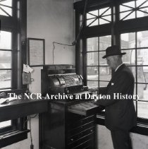 Image of NCR.1998.LRN118.028 - Nitrate Negative  - Misc. - Wilkinsburg Service Station - May 20, 1925