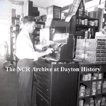 Image of NCR.1998.LRN194.002 - Nitrate Negatives - Automobiles - Yakie Supply Co., Port Arthur, TX   September 3, 1936