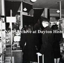Image of NCR.1998.LRN213.007 - Safety Negative - Grocery - Economy Grocery-Hyde Park, MA-March 8, 1944
