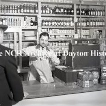 Image of NCR.1998.LRN231.016 - Safety Negative - Grocery Stores - Parkchester Food Stores - Parkchester, NY - April 22, 1941
