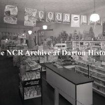 Image of NCR.1998.LRN236.032 - Safety Negative - Grocery - W. E. Taylor - Farmland, IN - May 1, 1940