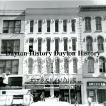 Image of P.2003.41.519 - Photograph -  Fitzsimmons Company, East Second Street, Dayton, OH