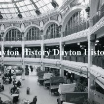 Image of P.2003.71.30773 - Photograph - DPL - Arcade, Dayton, OH.   Circa 1980's