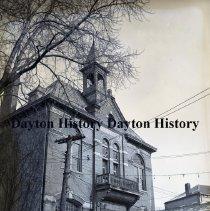 Image of P.2003.71.40339 - Negative, Film - Camden, OH - City Hall - December 1950