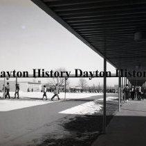 Image of P.2003.71.41208 - Negative, Film - Dayton, Ohio - Fairmont High School- January, 1961