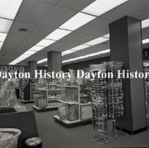 Image of P.2003.71.41361 - Negative, Film - Lighting Sales - Schmidt's Drugs, Dayton, OH - April, 1969