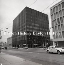 Image of P.2003.71.41368 - Negative, Film - Lighting Sales - Century Bldg - 111 West First St. - Dayton, OH - July, 1970