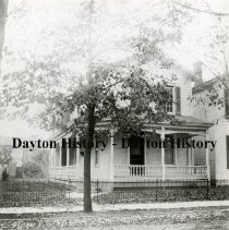 Image of P.2005.33.1080A - Photograph - Wright Brothers - Home at 7 Hawthorn Street, Dayton, OH