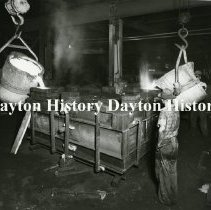 Image of P.2011.44.23 - Photograph - Dayton Casting Co. - Foundry - Dayton, OH  For more images on this particular topic, please contact Dayton History.