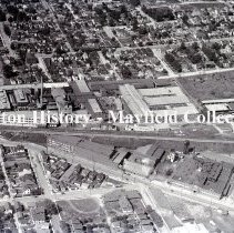 Image of P.2012.50.02144 - Glass-Plate Negative - Linden & Davis Ave. Section, Dayton, OH