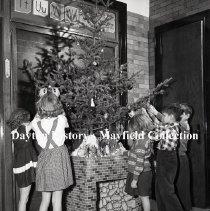 Image of P.2012.50.08720 - Negative, Film -  Pflaum Pub. - Grades 1, 2, & 3 - St. Mary's School, Xenia & Steele Ave. - December 21, 1950