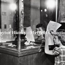 Image of P.2012.50.12191 - Negative, Film - Dayton Art Institute - Childr & Display- 1960s