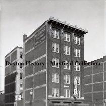Image of P.2012.50.15442 - Negative, Film - Milner Hotel Exterior (AKA Lindsey Bldg) - 131 W. 5th St. - 1941 1 of 2