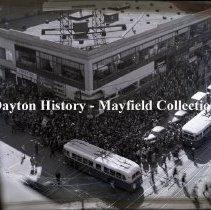 Image of P.2012.50.17103 - Negative, Film - Third Street Parade - President Roosevelt Visit - October, 1940