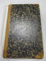 Image of Book - Treasurer's Book