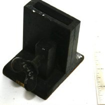 Image of 1940.2.122 - Mold, Silver and Gold  Ingot