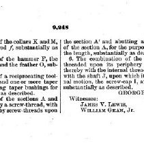 Image of Snow Dental Plugger - Patent #9.248 Pg 4