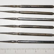 Image of 1940.3.105 - Chisels (6)