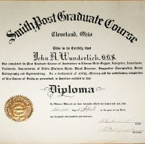 Image of Smith Post Graduate Course Diploma