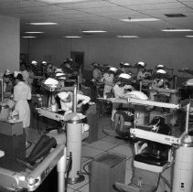 Image of Dental Hygiene Clinic - 1966