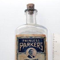 Image of 1966.2.1 - Mouth Wash Bottle