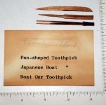 Image of Japanese Toothpicks