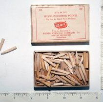Image of 1984.2.14 - Polishing Points, Wood