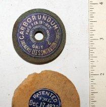 Image of FIC09.16.173 - Lathe Wheels, Felt & Carborundum (3)