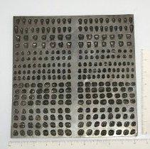 Image of Cusp Die-Plate
