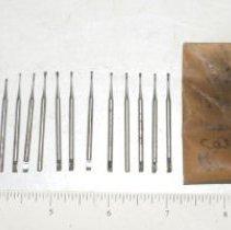 Image of FIC09.8.64 - Burs, Dental Engine