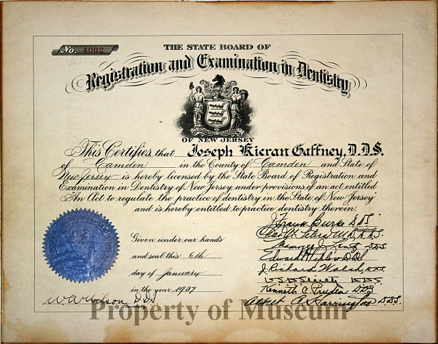 FIC09 200 9 - Certificate, Achievement